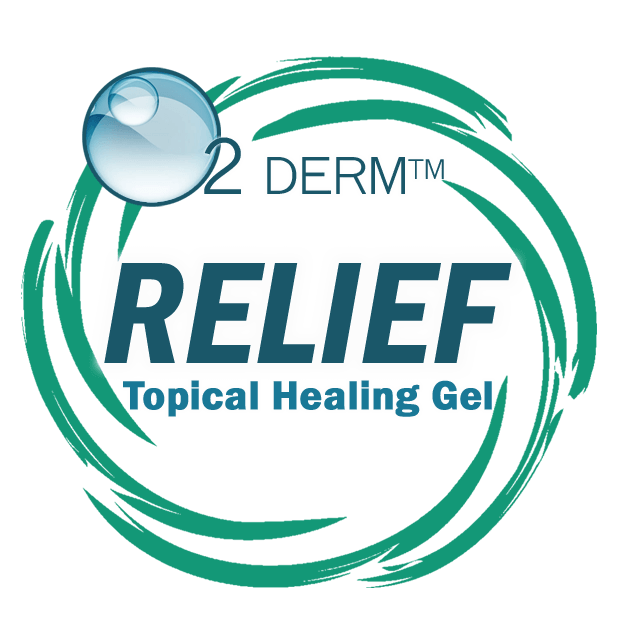 Relief - A pain relieving gel